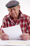 Senior considering advance directive