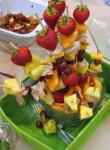 fruit bowl food snack
