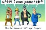 Retirement Village People AARP